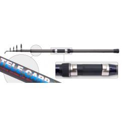 Удилище карповое AKARA Tele Carp 360, композит, 3.6 м, тест: 120 гр, 369 г